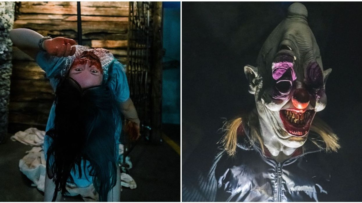 Calgary Is Getting A Drive-In Haunted House Next Month & It's Going To Give You Nightmares