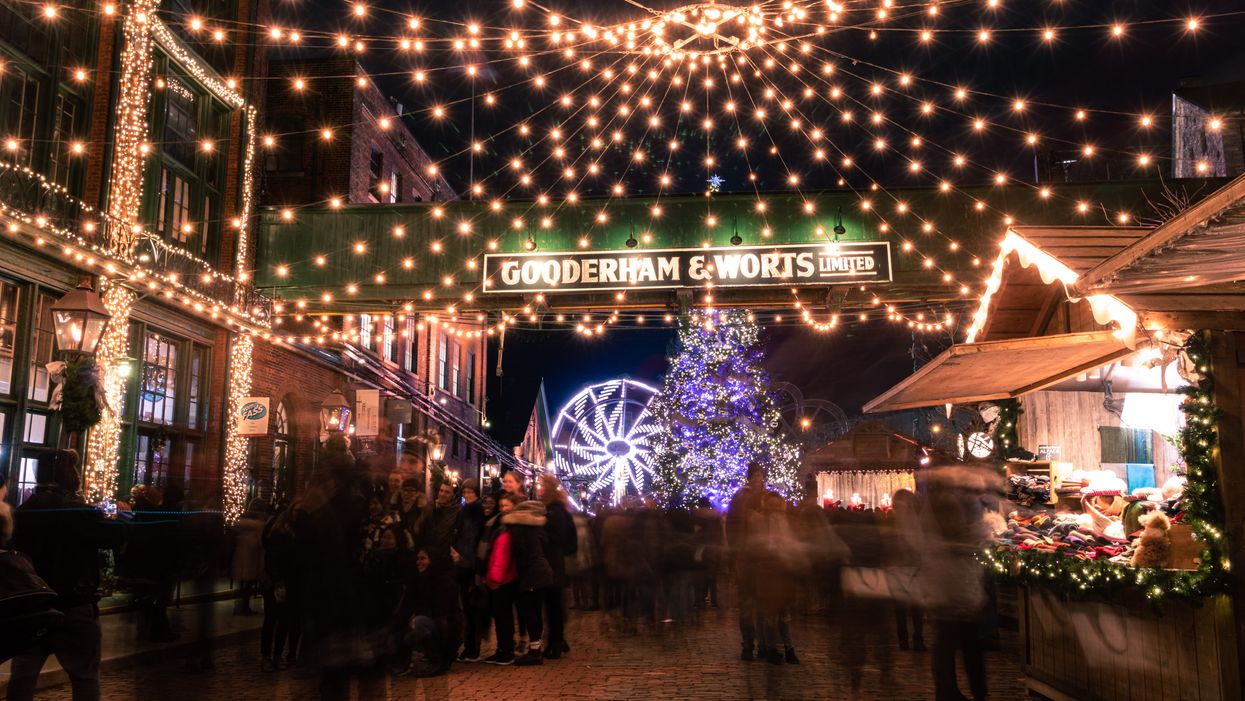 Toronto Christmas Market Will Reportedly Be Cancelled This Year