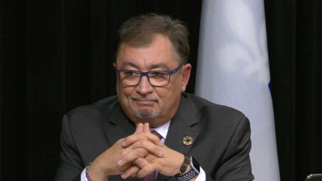 COVID-19 : Horacio Arruda confirme que le Québec est au début d'une deuxième vague