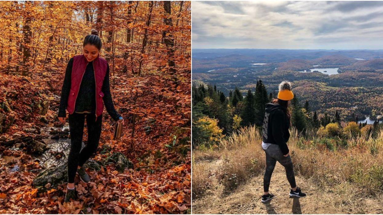 8 randonnées à moins de 2h de Montréal qui te feront oublier tous tes soucis cet automne