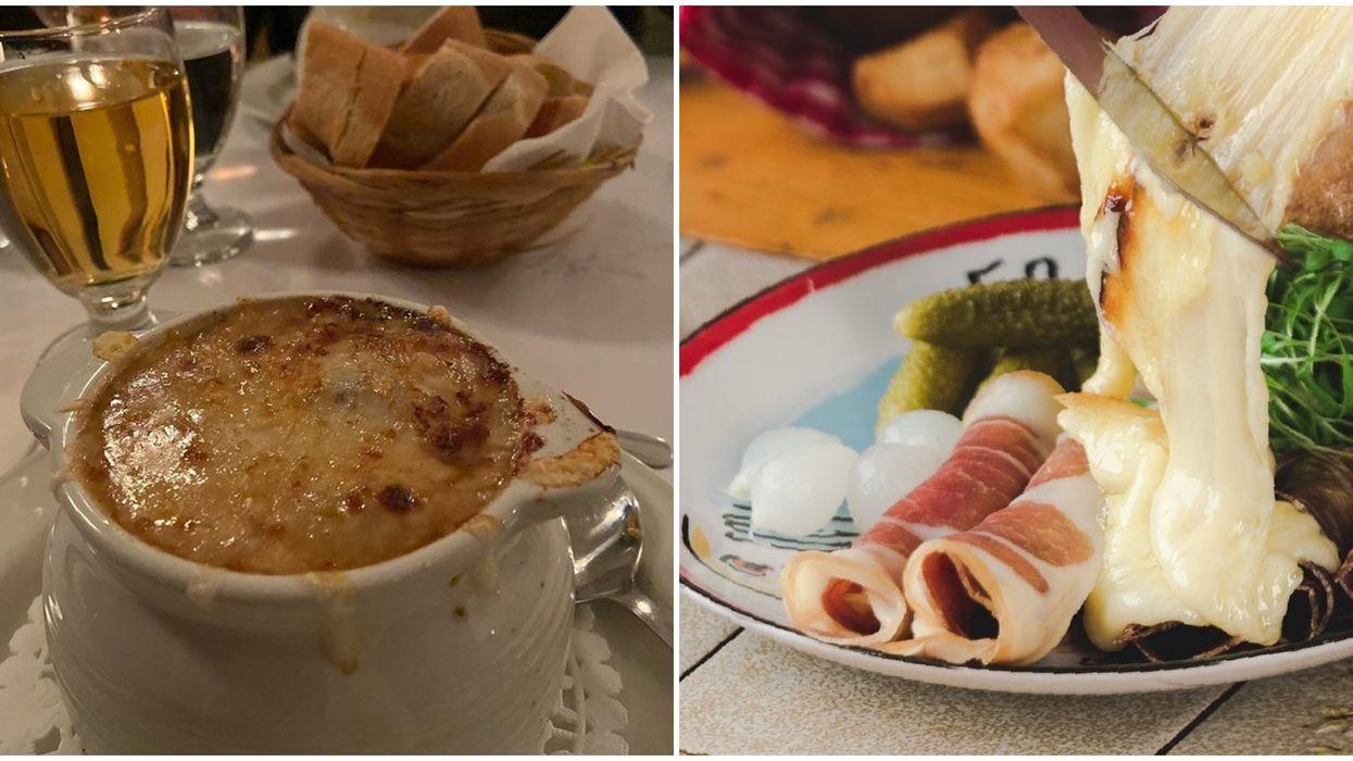 Restaurants pour les amoureux de fromage à Québec