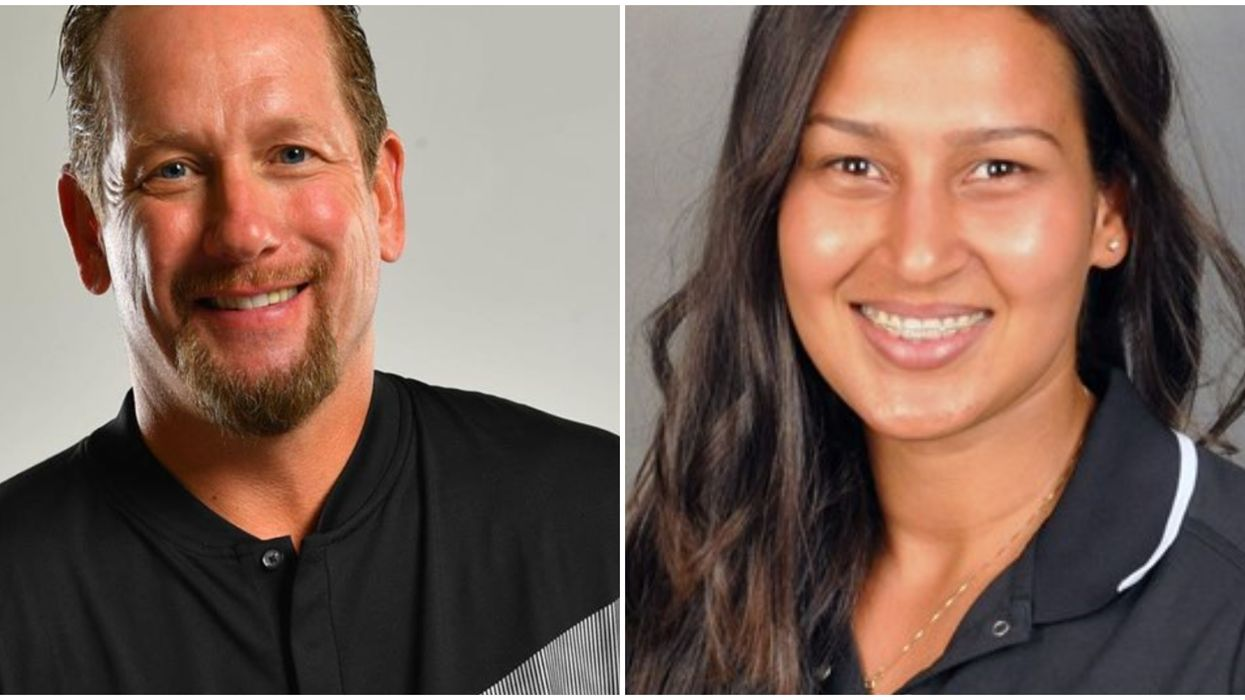 Nick Nurse Has The Cutest Life In Liberty Village With His Wife & Kids (PHOTOS)