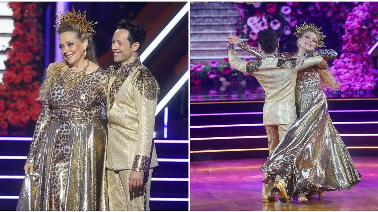 Carole Baskin Dancing With The Stars Routine Had Her On The Chopping Block For Elimination