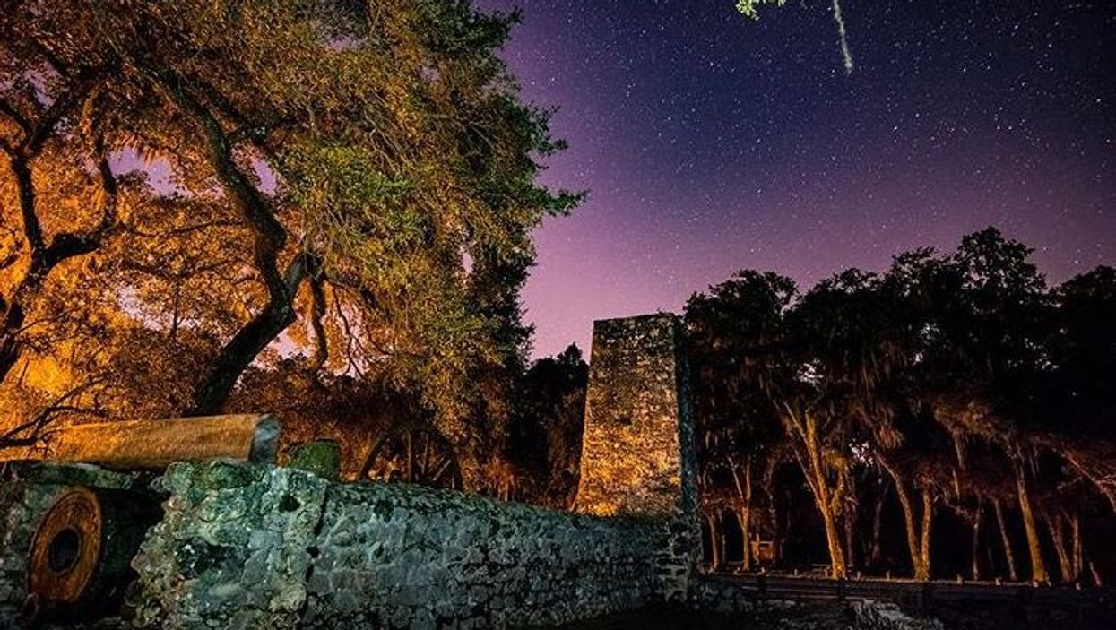 Florida Ruins To Explore This Fall Include Yulee Sugar Mill Ruins For A Spooky Adventure