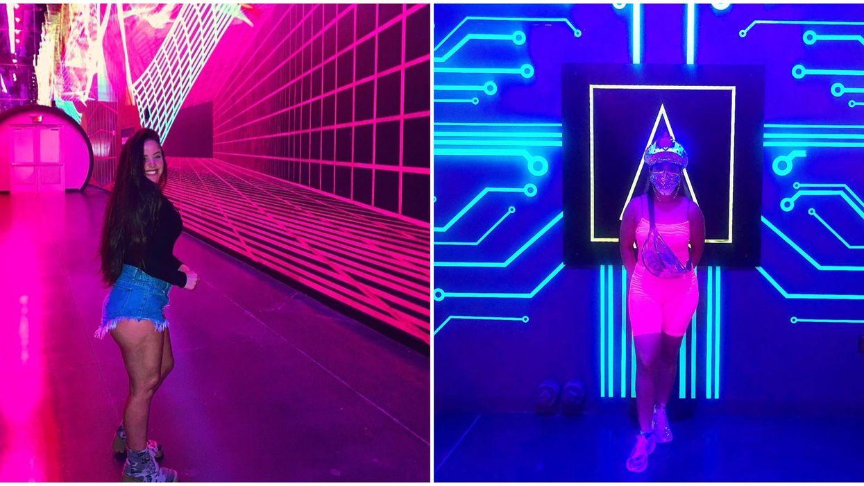 Area15 In Las Vegas Is An Instagrammer's Dream