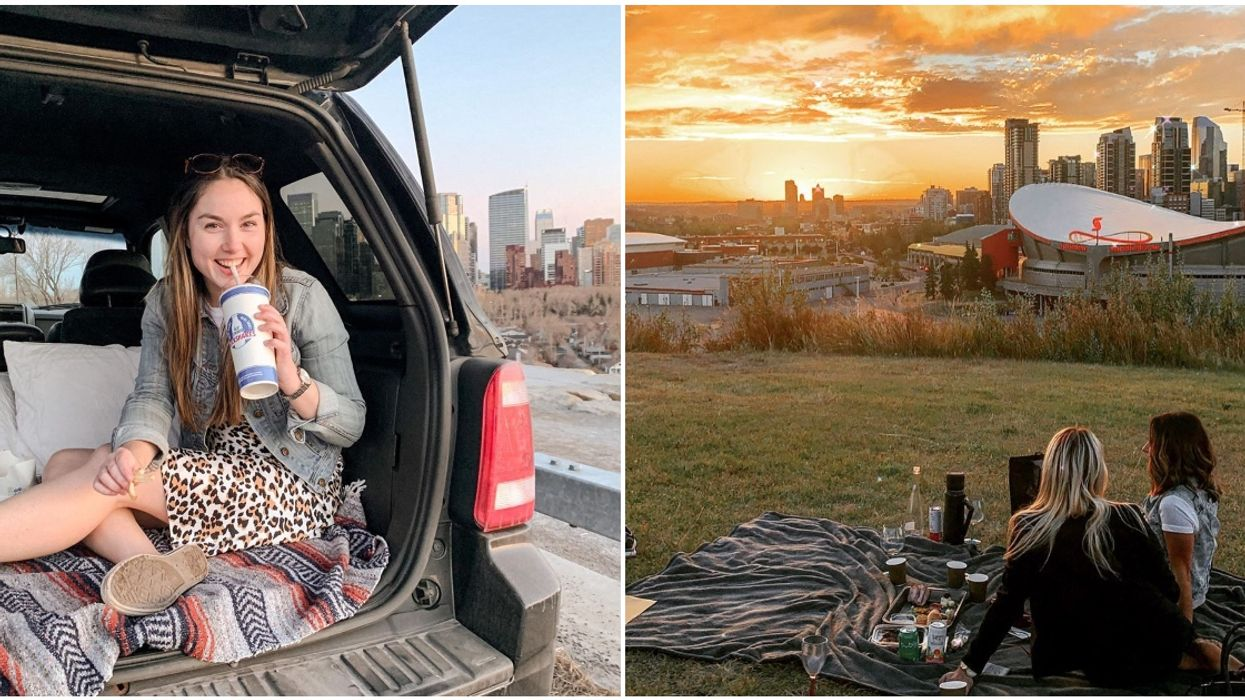8 Pandemic-Proof Date Ideas In Calgary That'll Bring You Closer Together But Not Literally