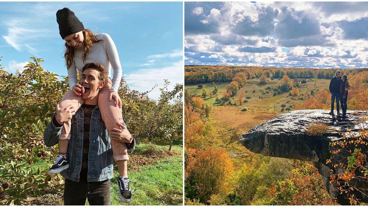 Ontario's Cheap Romantic Fall Getaways Won't Break Your Budget