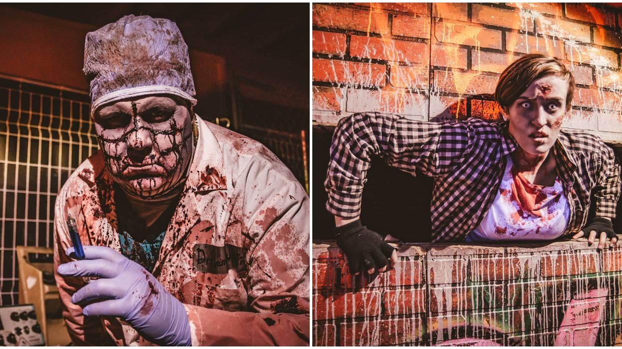 ScreamFest Jobs Are Up For Grabs In Calgary & You Get Paid To Scare People