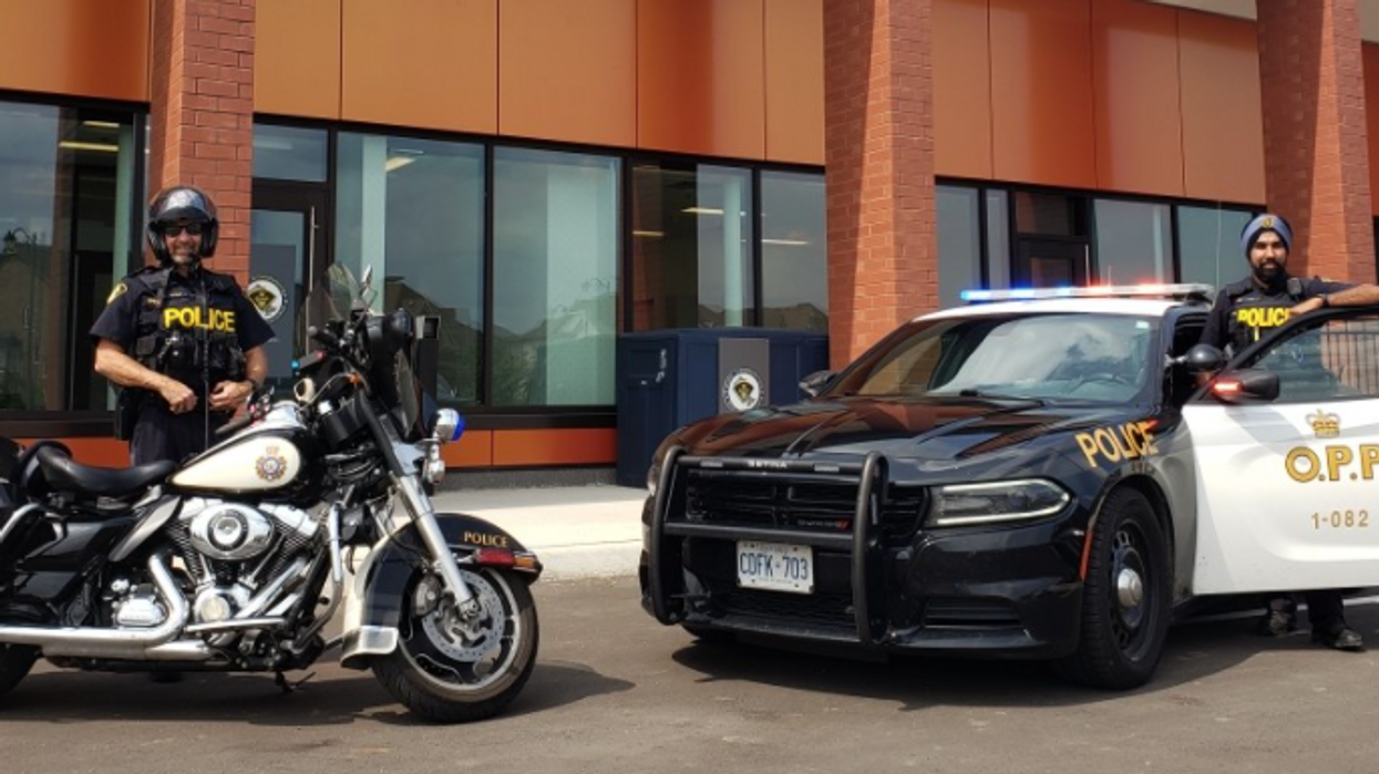 Ontario Provincial Police Are Cracking Down On Parties & Car 'Takeovers' At Wasaga After Massive Impromptu Car Show