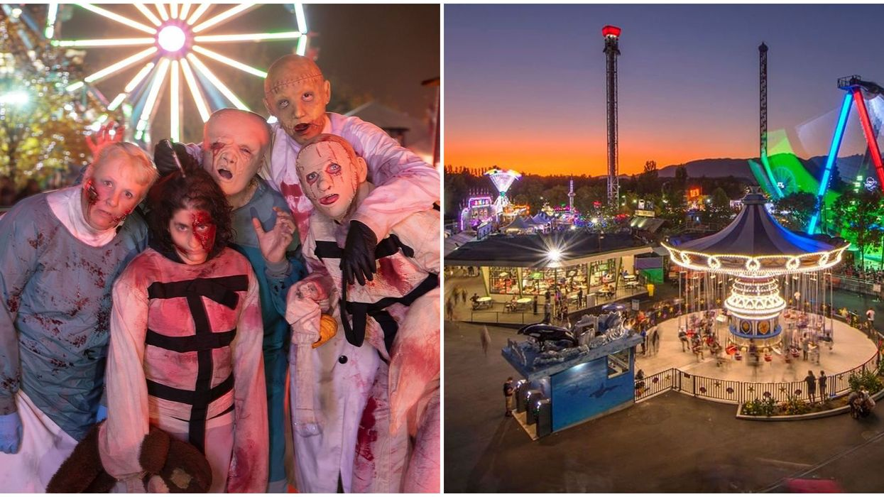 PNE Fright Nights 2020: Slayland Is Coming To Vancouver This Fall