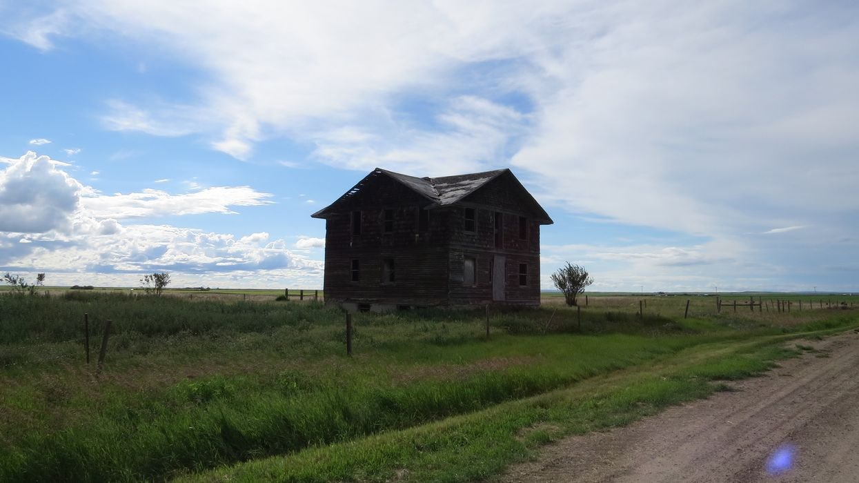 6 Canadian Ghost Towns That Are Perfect For A Spooky Fall Road Trip