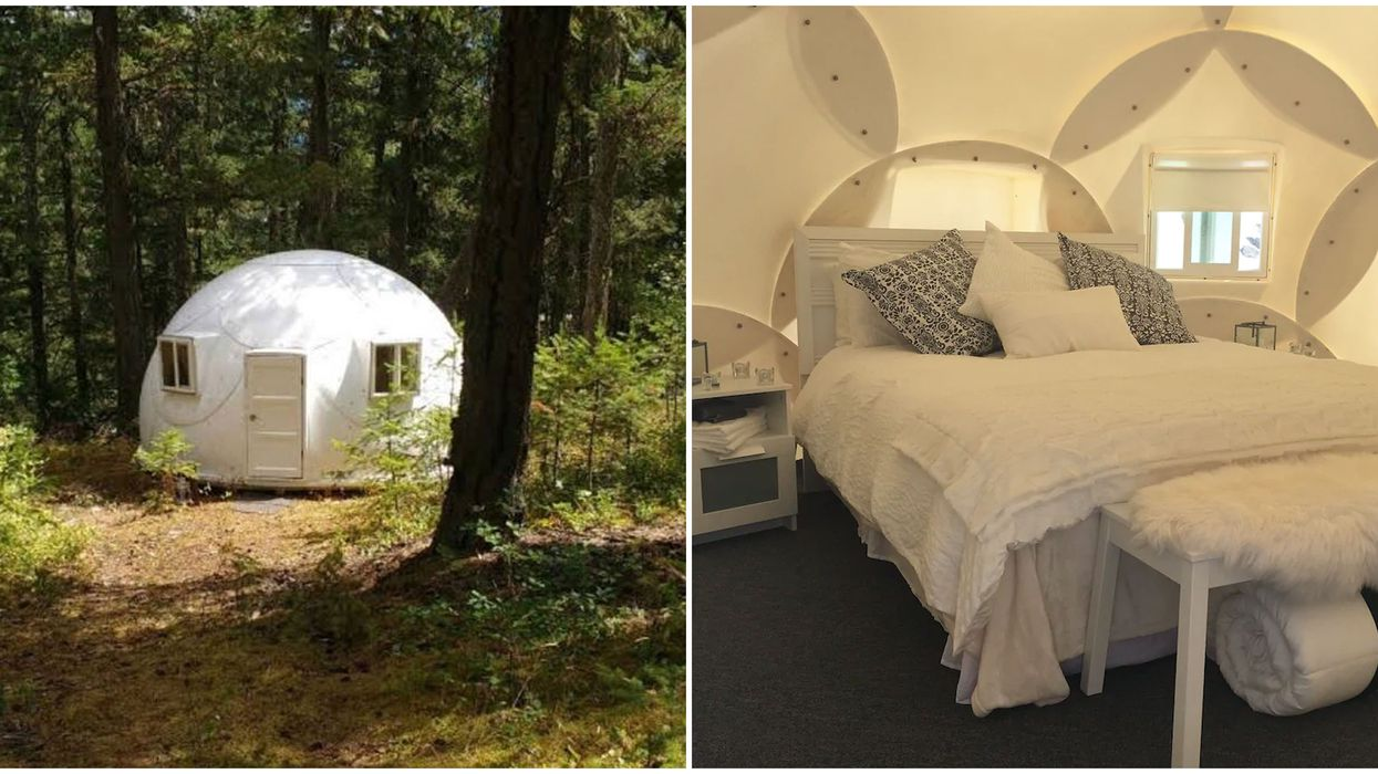 Igloo Airbnb In B.C. Is A Cozy Staycation Without Any Snow