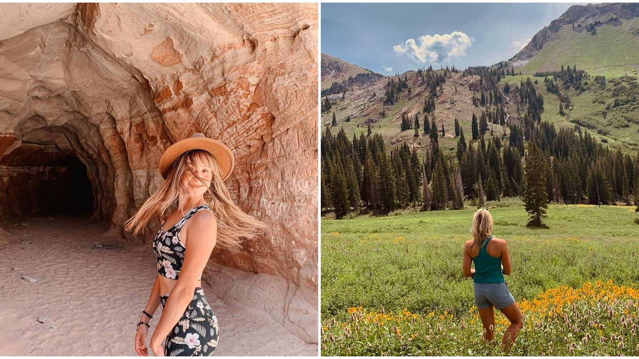 7 Utah Escapes To Visit If You're Way Too Stressed Out