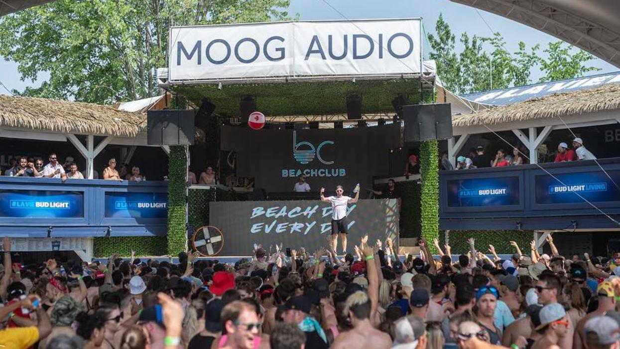 Le Beachclub perdra son permis d'alcool pendant 20 jours lors de sa réouverture en 2021
