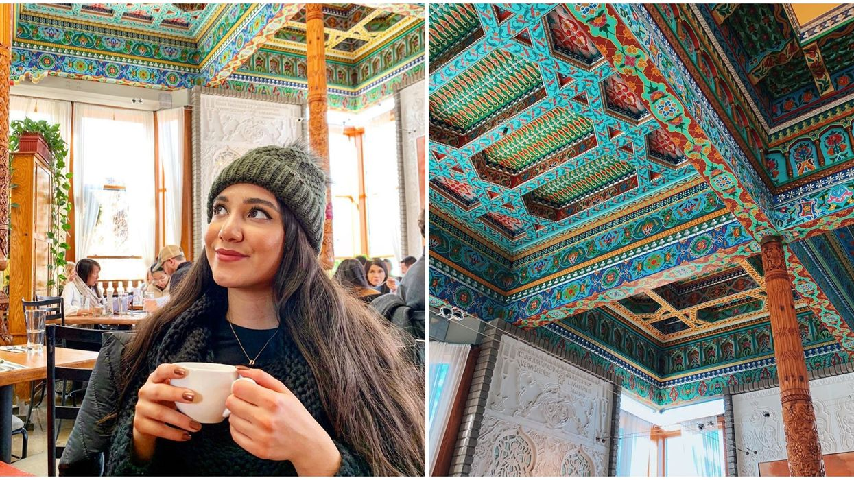Boulder Dushanbe Teahouse In Colorado Feels Like Stepping Into Another Country