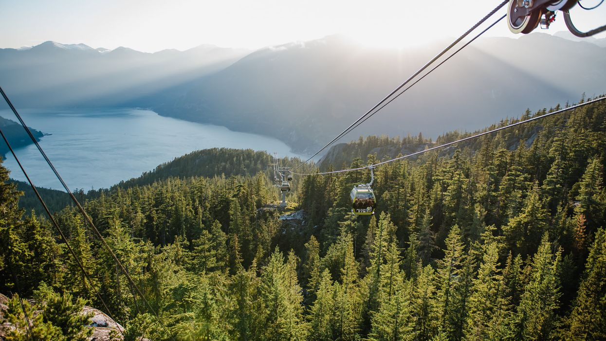 Sea To Sky Gondola Reward Is Over $200K For Information About Who Cut The Cable