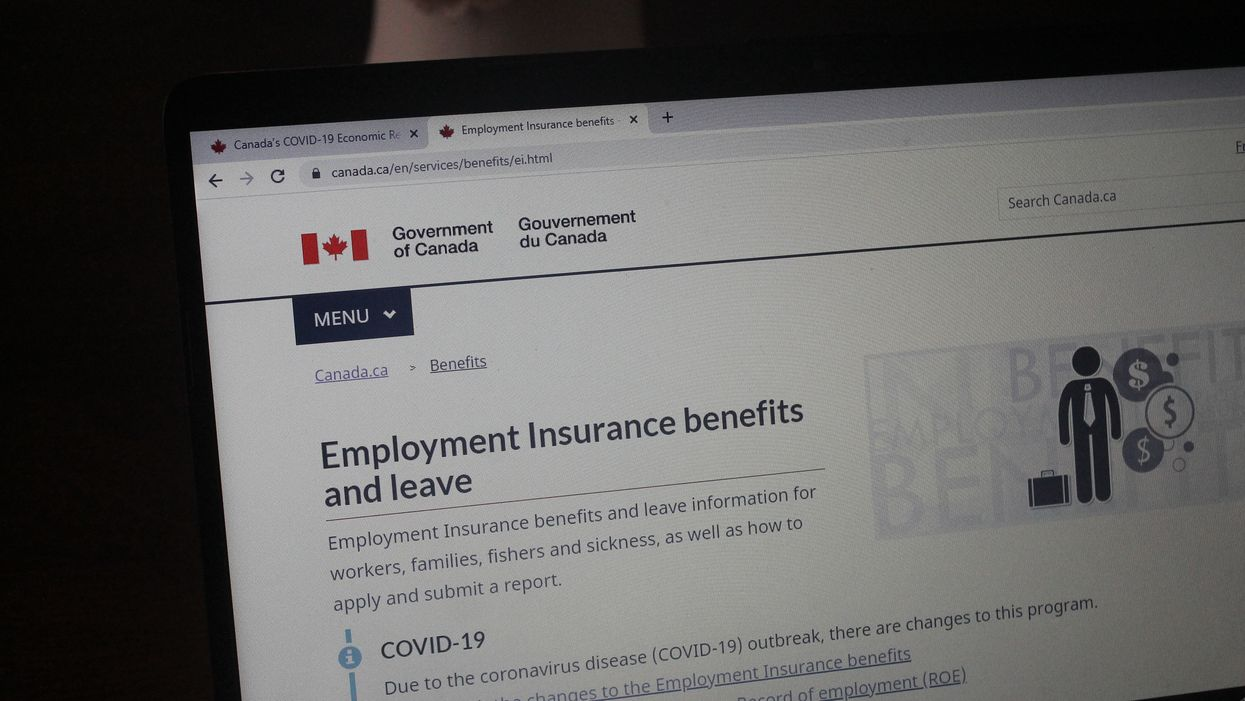 EI Canada Is Offering To Replace The CERB Is Starting & There Are Also Other Benefits