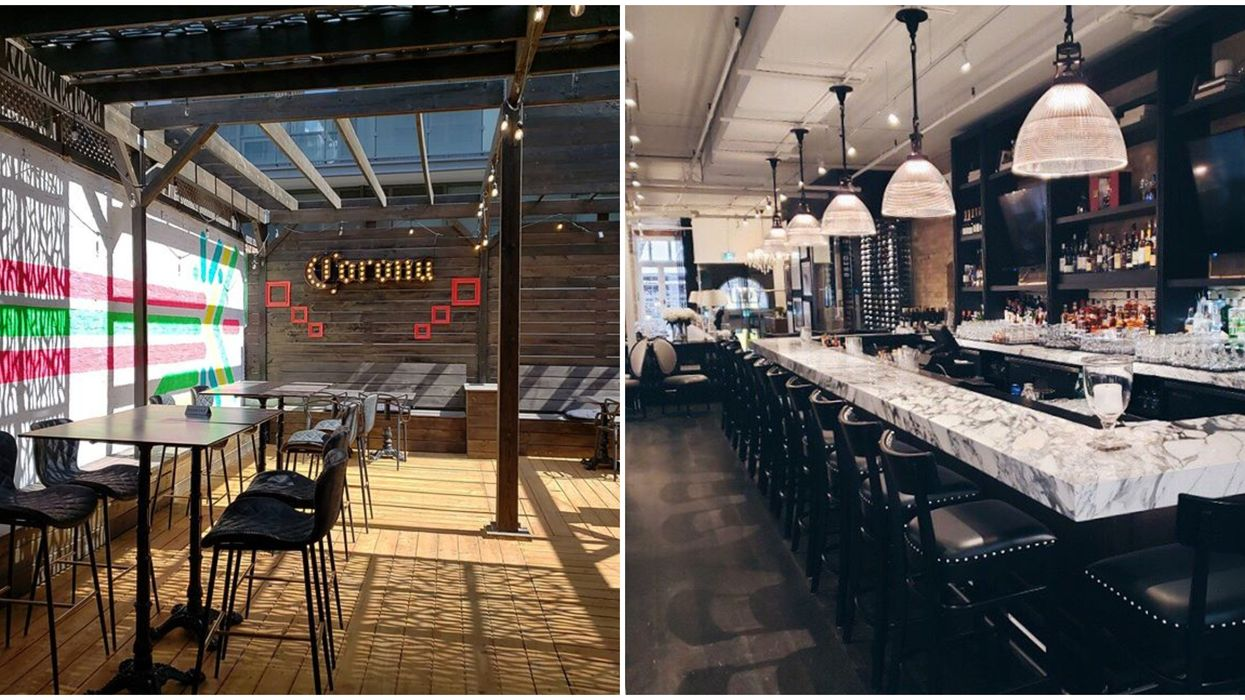 3 Toronto Restaurants Have Been Shut Down For Breaking The COVID-19 Rules