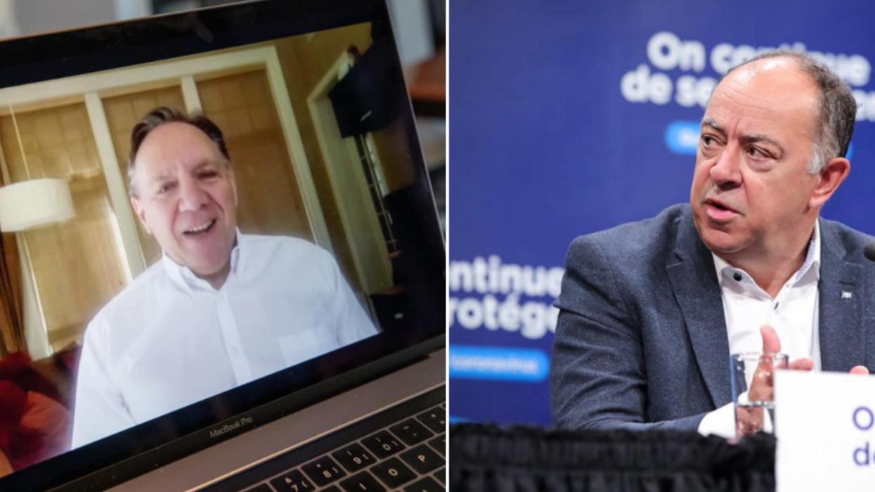 Les communications du gouvernement face à la COVID-19 laissent les Québécois confus