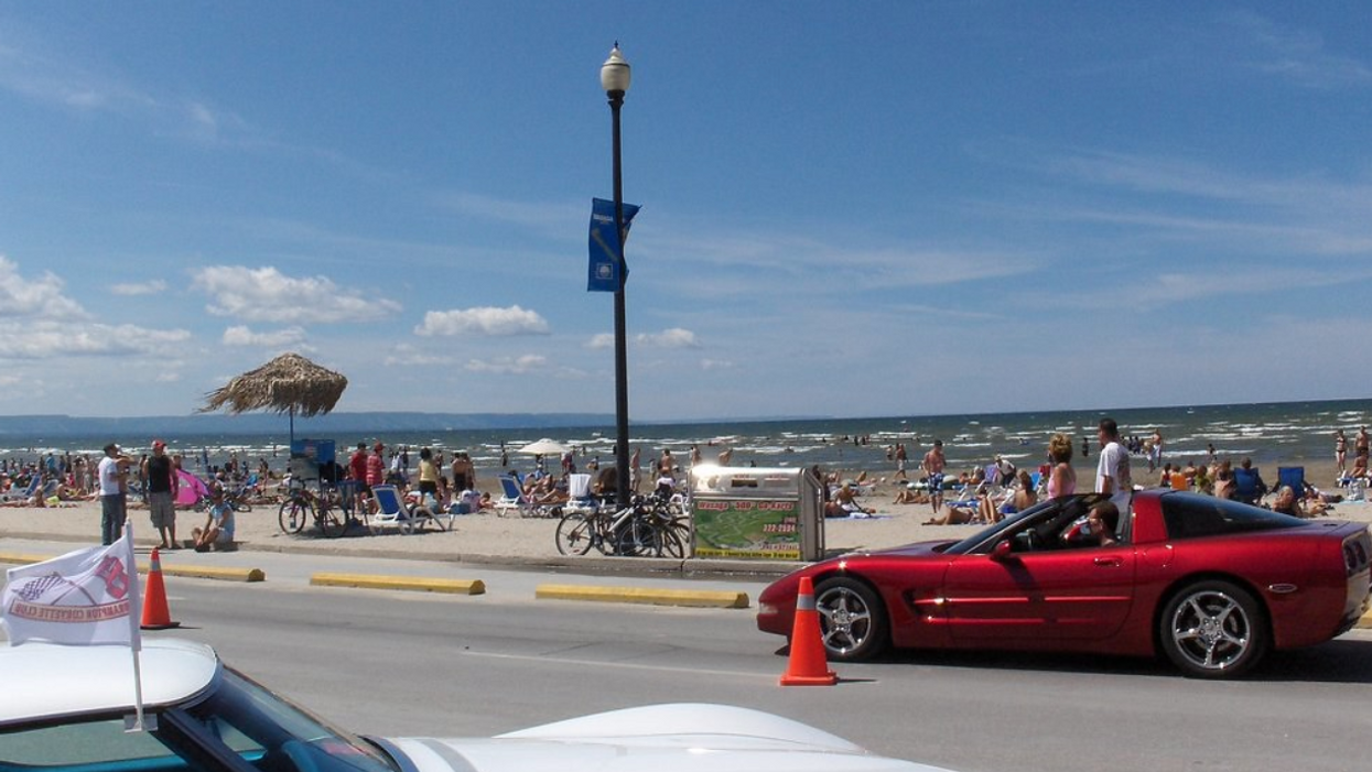 A Massive Car Rally Is Taking Over Wasaga Beach This Weekend