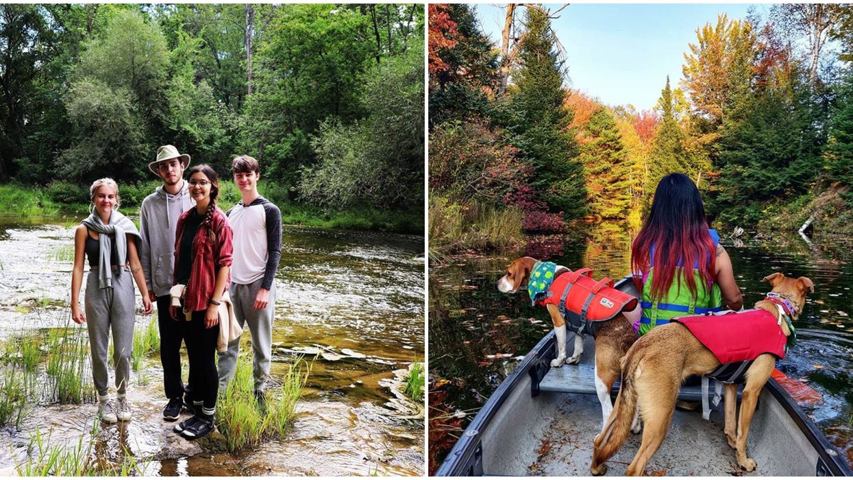 9 Amazing Fall Camping Spots Close To Ottawa That You'll Never Forget