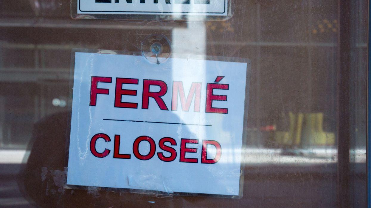 Zone rouge au Québec: Tout ce qui sera ouvert et fermé