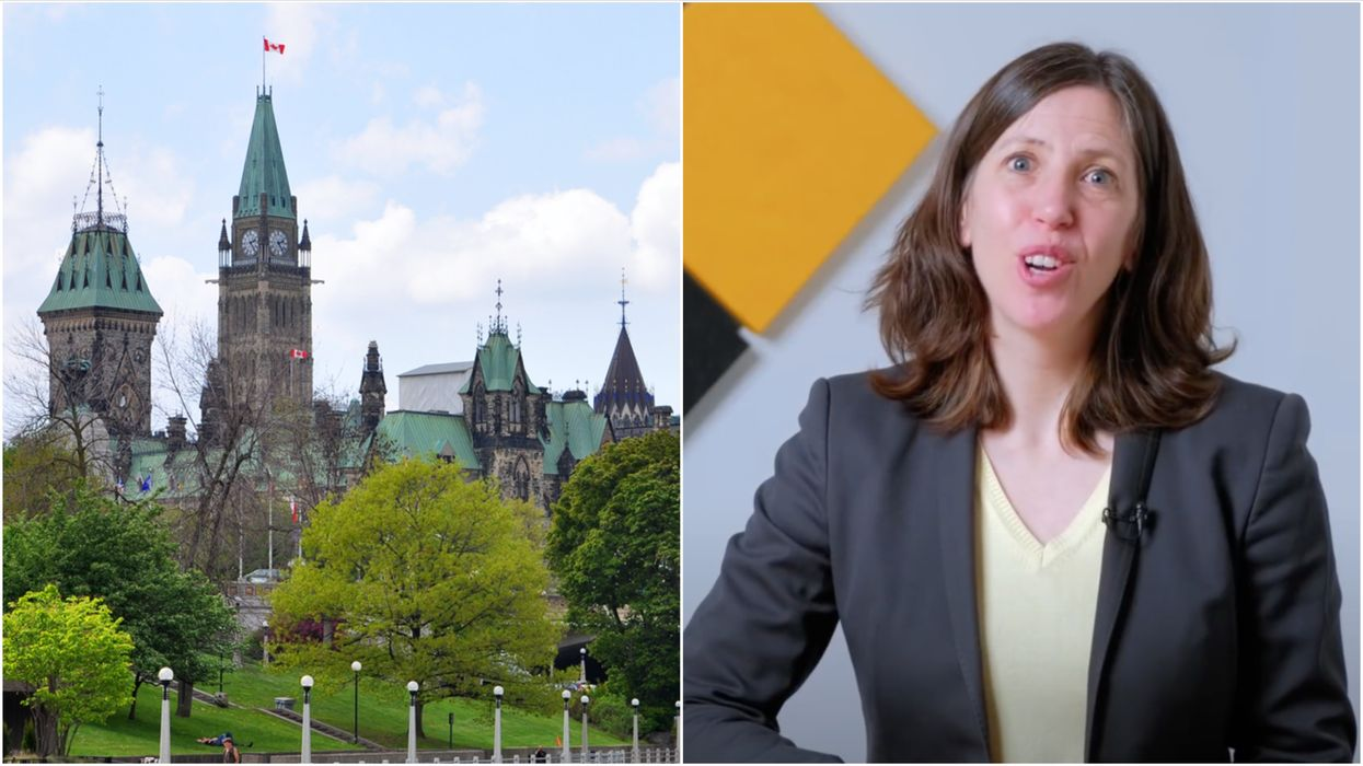 Dr. Vera Etches Went Out With No Pants On & Ottawa Public Health Had The Best Response