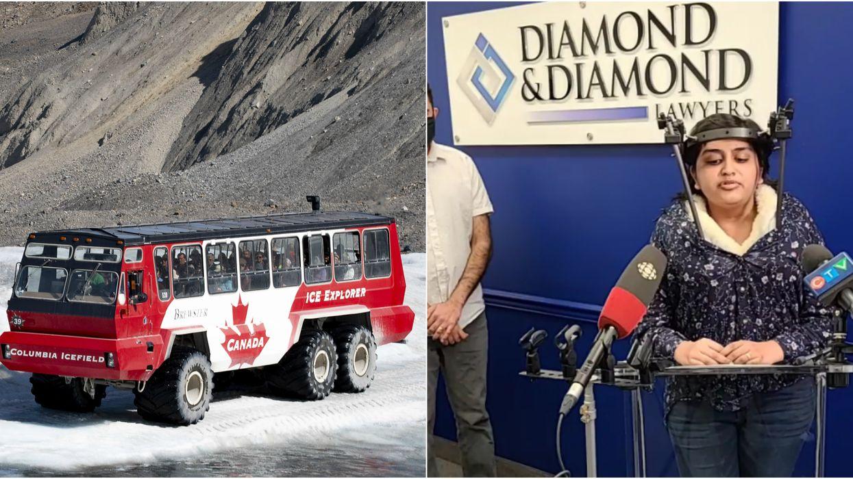 Jasper Icefeild Bus Crash Survivors File $17M Lawsuit