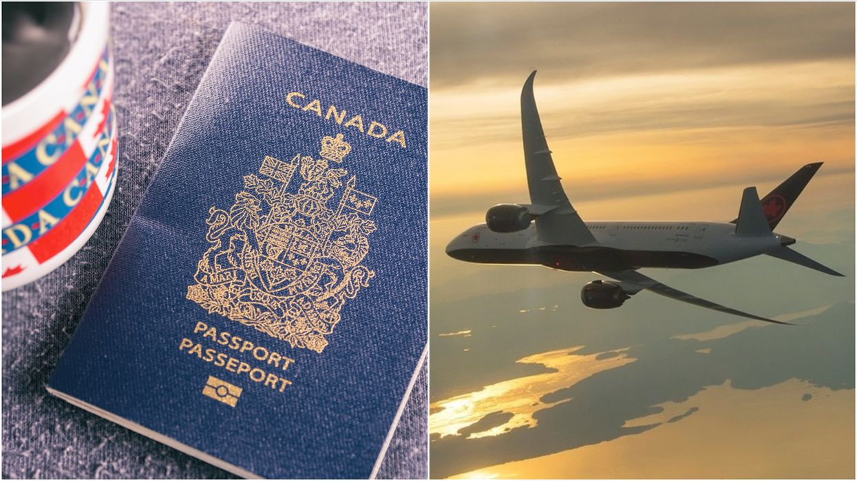Travel Outside Of Canada Is Still A No-Go Right Now Advises Federal Government