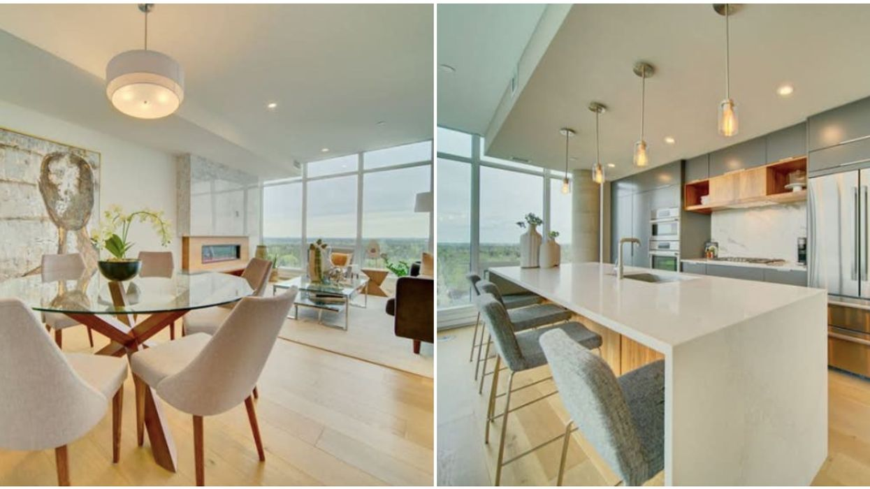Here's What You Can Get For $1 Million In The Edmonton Condo Market (PHOTOS)