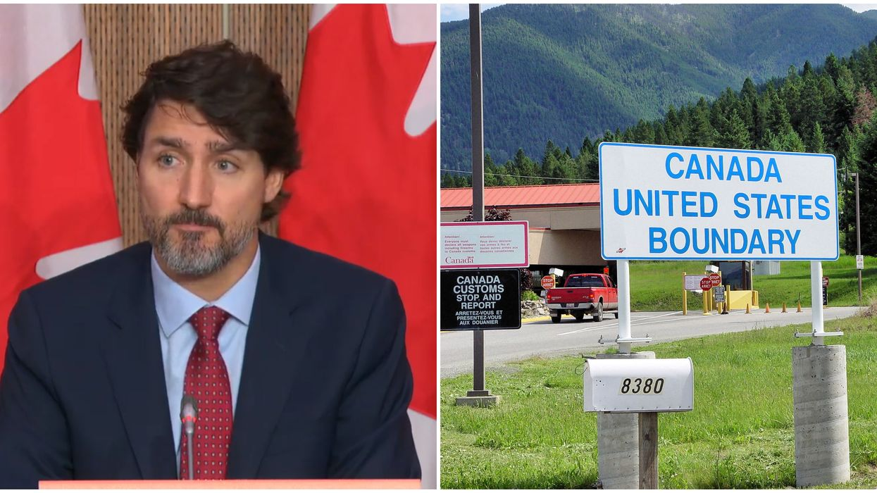 Canada US Border Could Be Opened A Bit To Allow For Family Reunifications