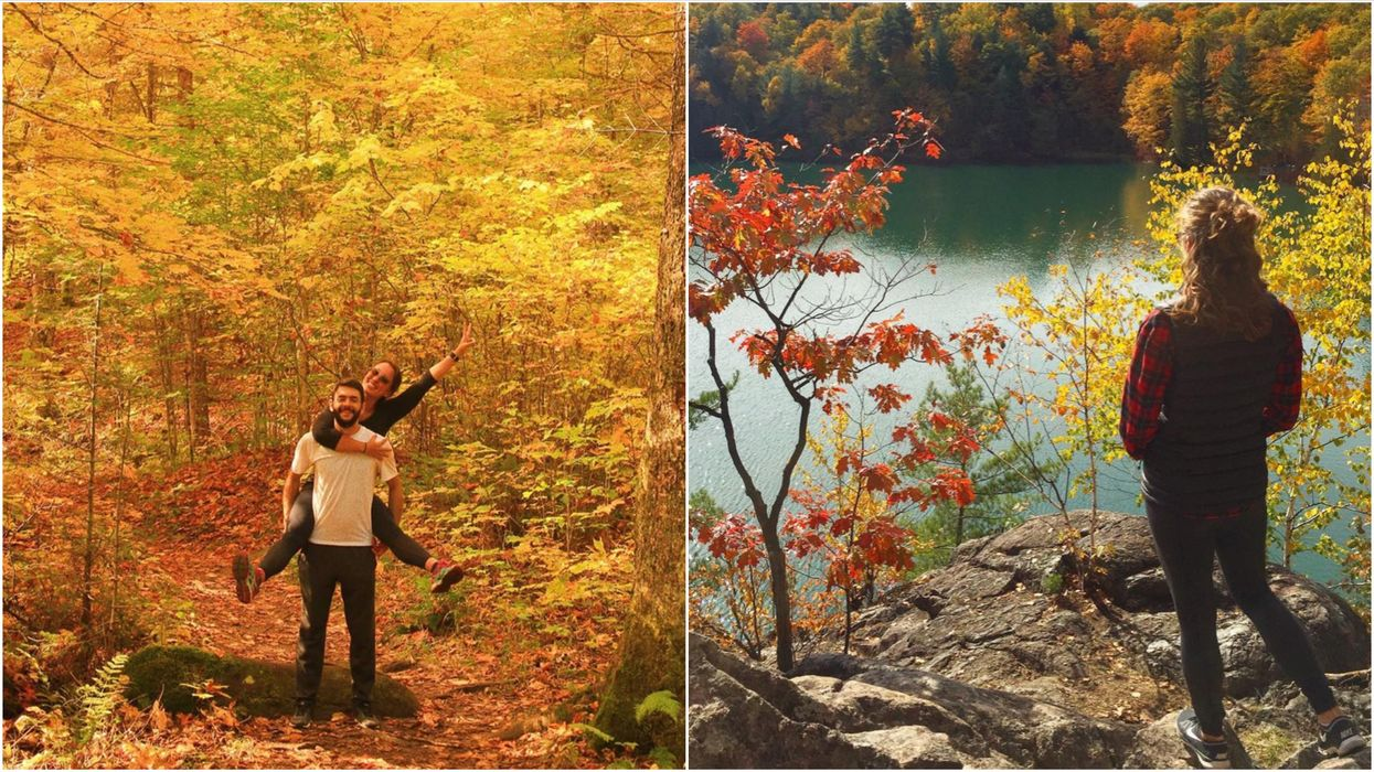 7 Easy Hikes Near Ottawa That Will Give You The Best Fall Views (PHOTOS)
