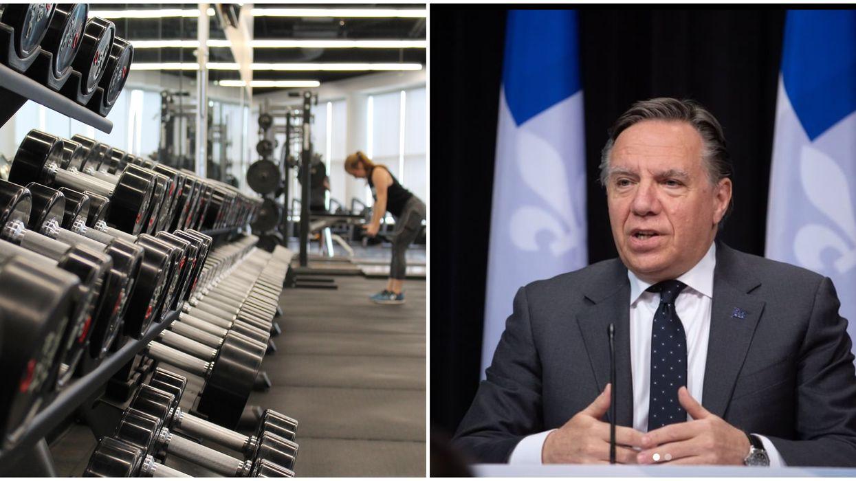 Fermeture des gyms en zone rouge : Tout ce que tu dois savoir sur les sports au Québec