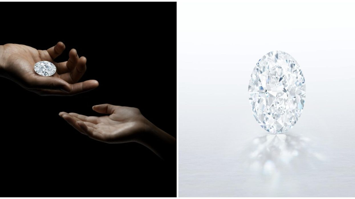 Ontario Diamond That Was Dug Up In The Province Just Sold For $20 Million