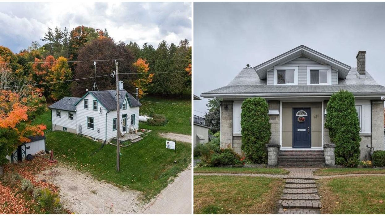 Ontario's Cheap Rural Homes Let You Escape The City For Less