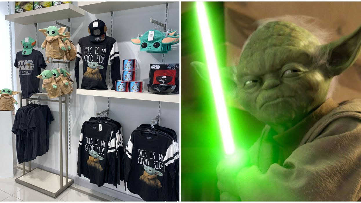 'Star Wars' Store Near Toronto Is Opening This Weekend & It's The Largest One In Canada
