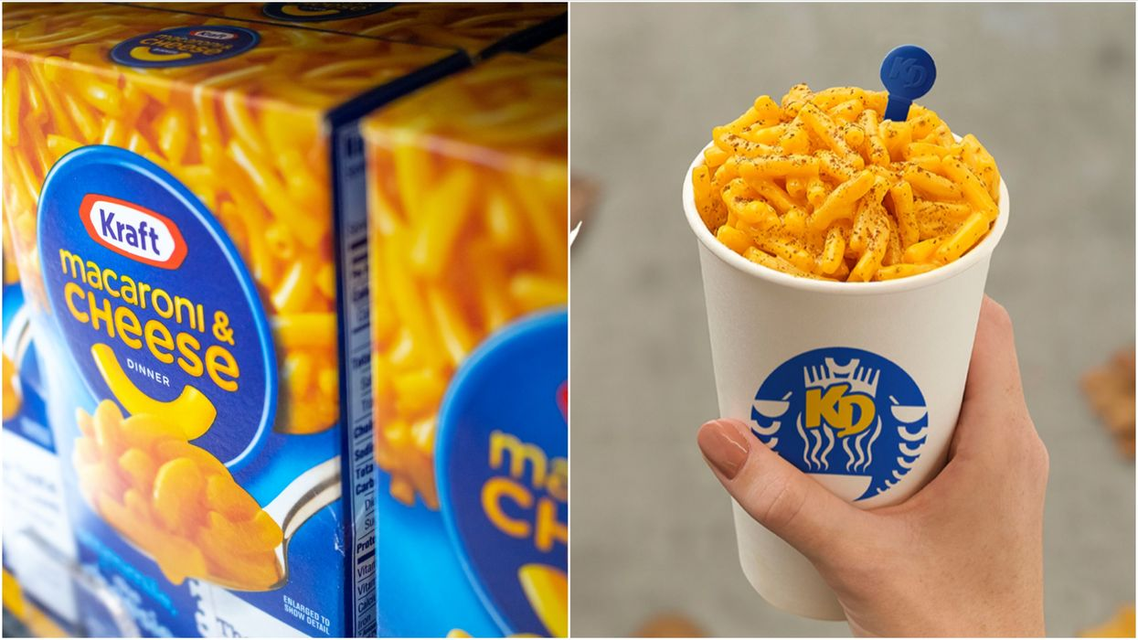 Kraft Dinner Is Giving Out Free 'Noods' To Single Canadians Looking For Love Right Now