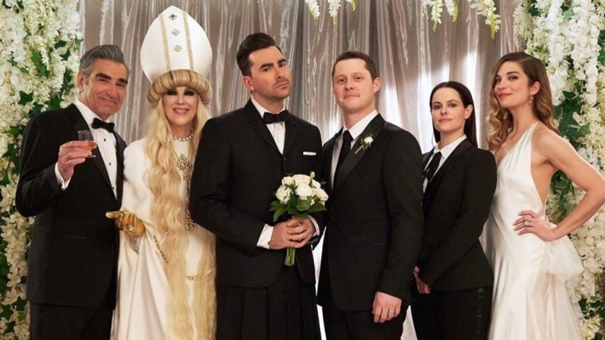 Dan Levy Blasted An Indian TV Channel For Cutting 2 Men Kissing From Schitt's Creek