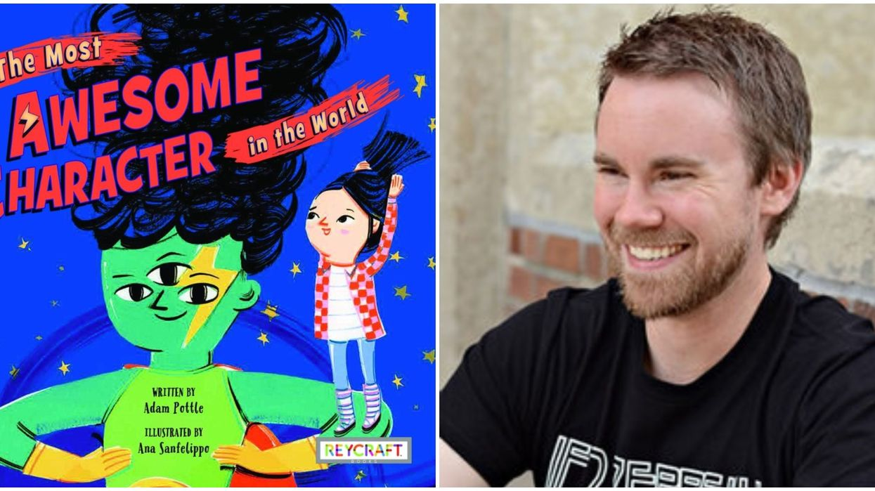 A Canadian Author Is Trying To Cancel His Own Book Because Of Racist Illustrations