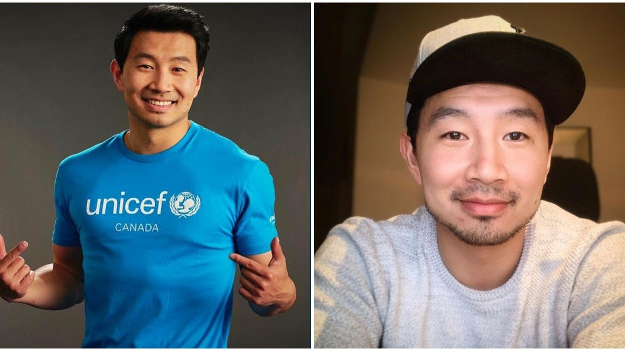 Simu Liu Said Gen Z Will 'Be Our Salvation' After Being Made A UNICEF Canada Ambassador
