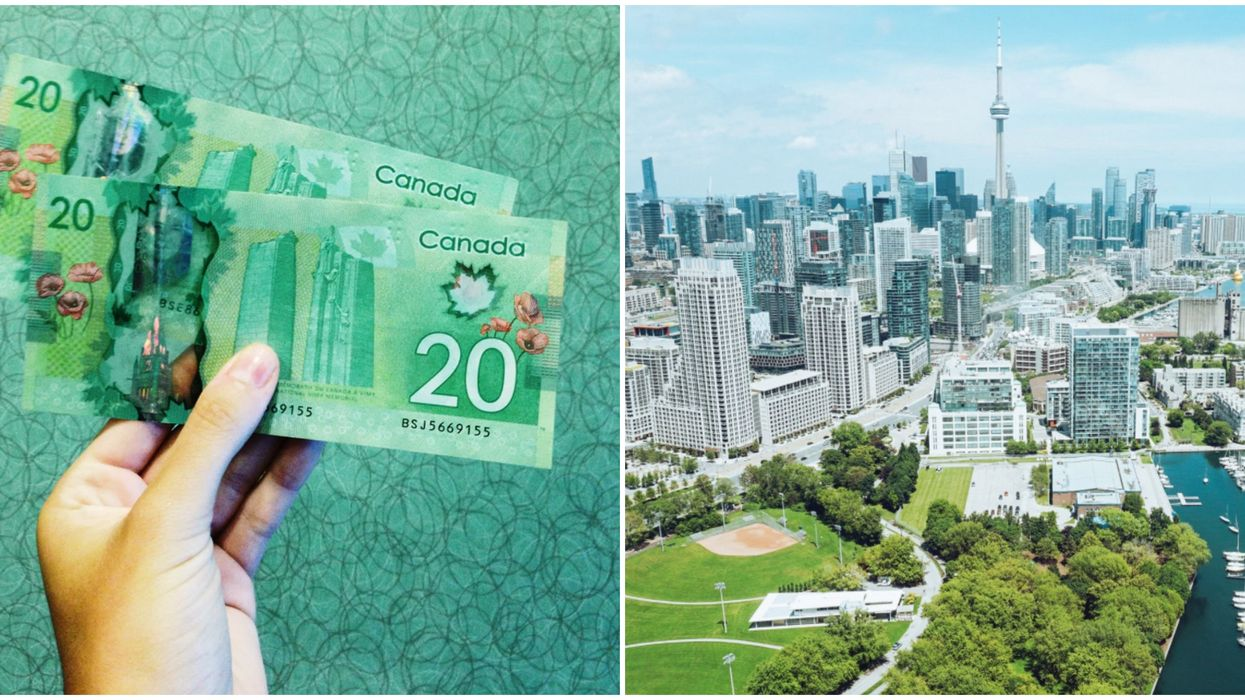 Every Torontonian Who Leaves The House To Work May Qualify For 2 Weeks Off & $1,000 Cash
