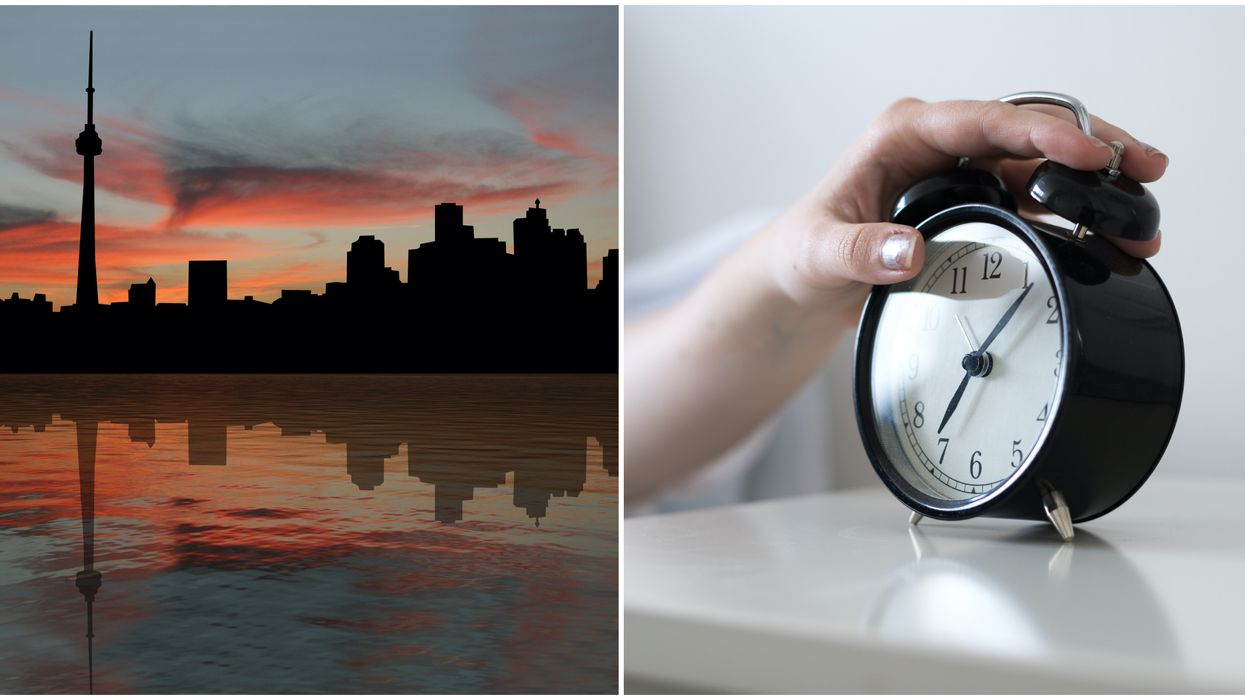 Ontario Could Finally Be Scrapping Daylight Savings For Good Soon