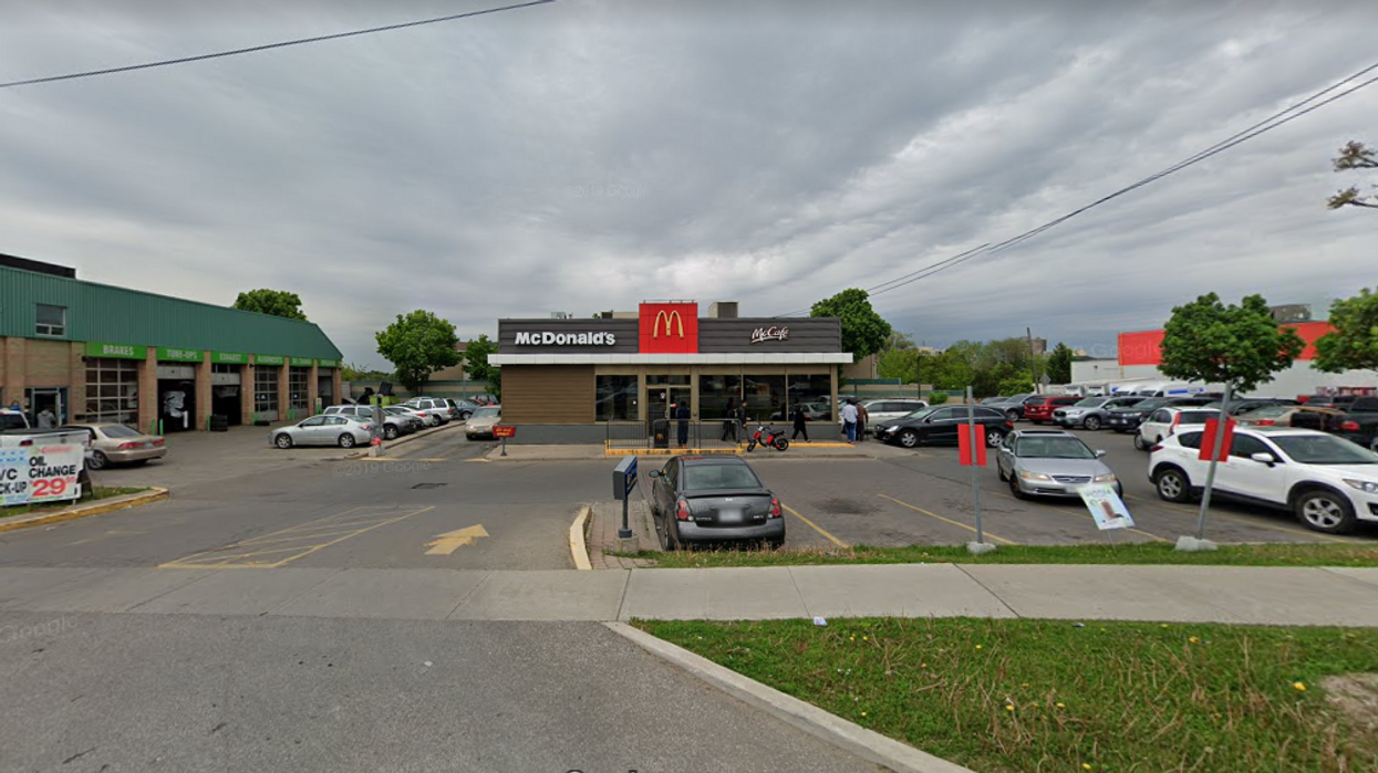 COVID-19 at Toronto McDonald's Locations Happened In The Last Week