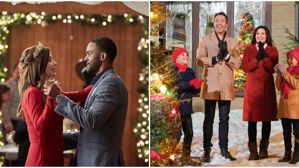 Hallmark Christmas Movies Are Almost Here & So Many Of Them Have Canadian Connections