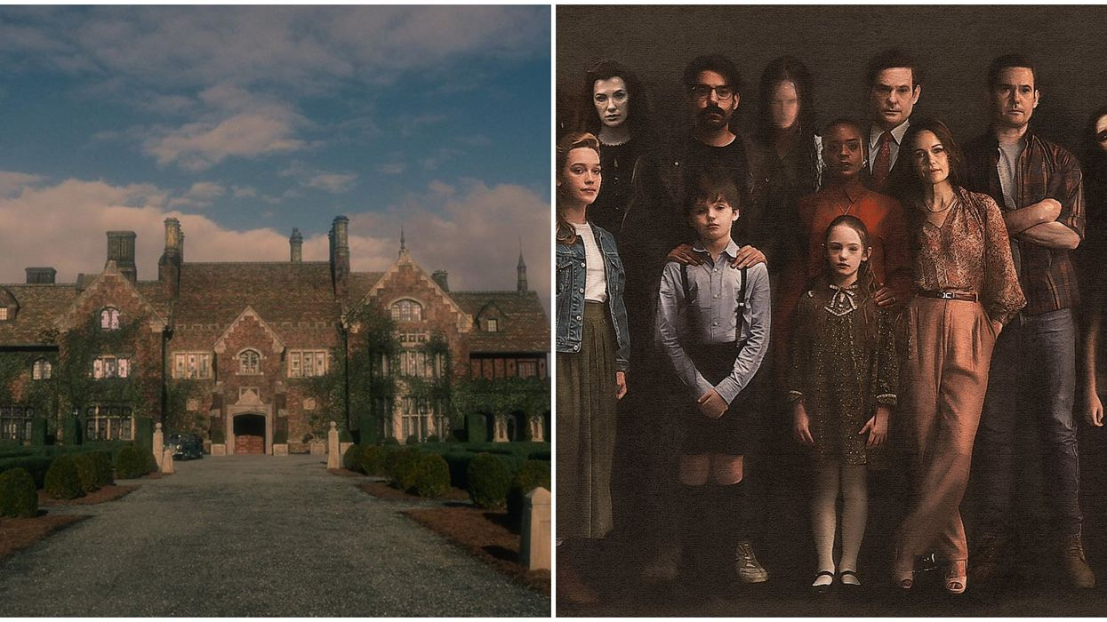 'The Haunting Of Bly Manor' Was Filmed In Vancouver & They Made It Look Like England