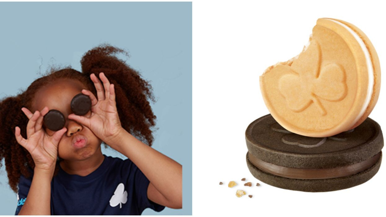 You Can Buy Your Girl Guide Cookies Online This Year For The First Time Ever