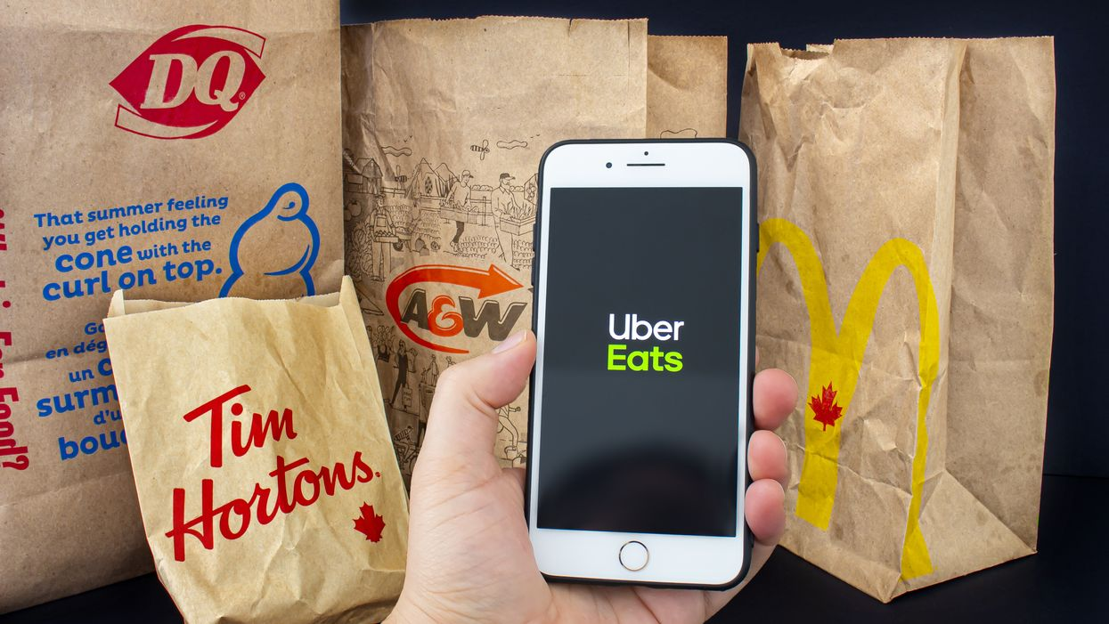 """Doug Ford Slams Uber Eats And Asks Them To Take It Easy On """"Mom And Pop Shops"""""""