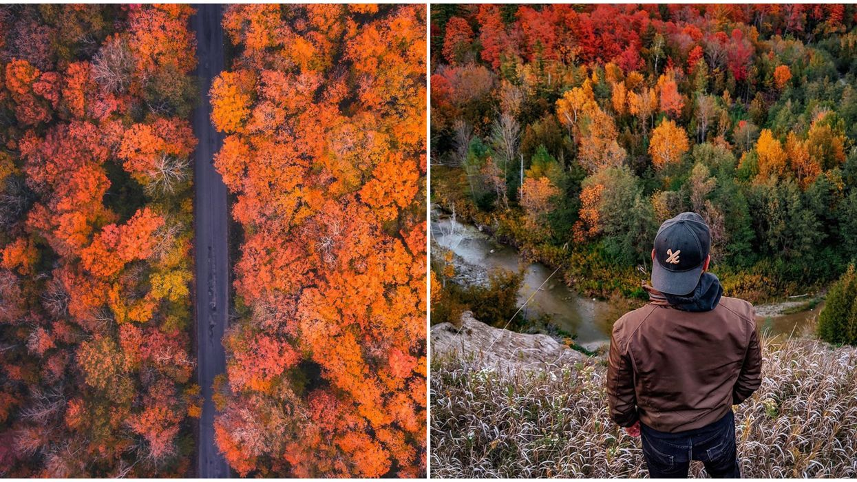 Fall Is Ontario's Season And Here Are The Pictures To Prove It (PHOTOS)