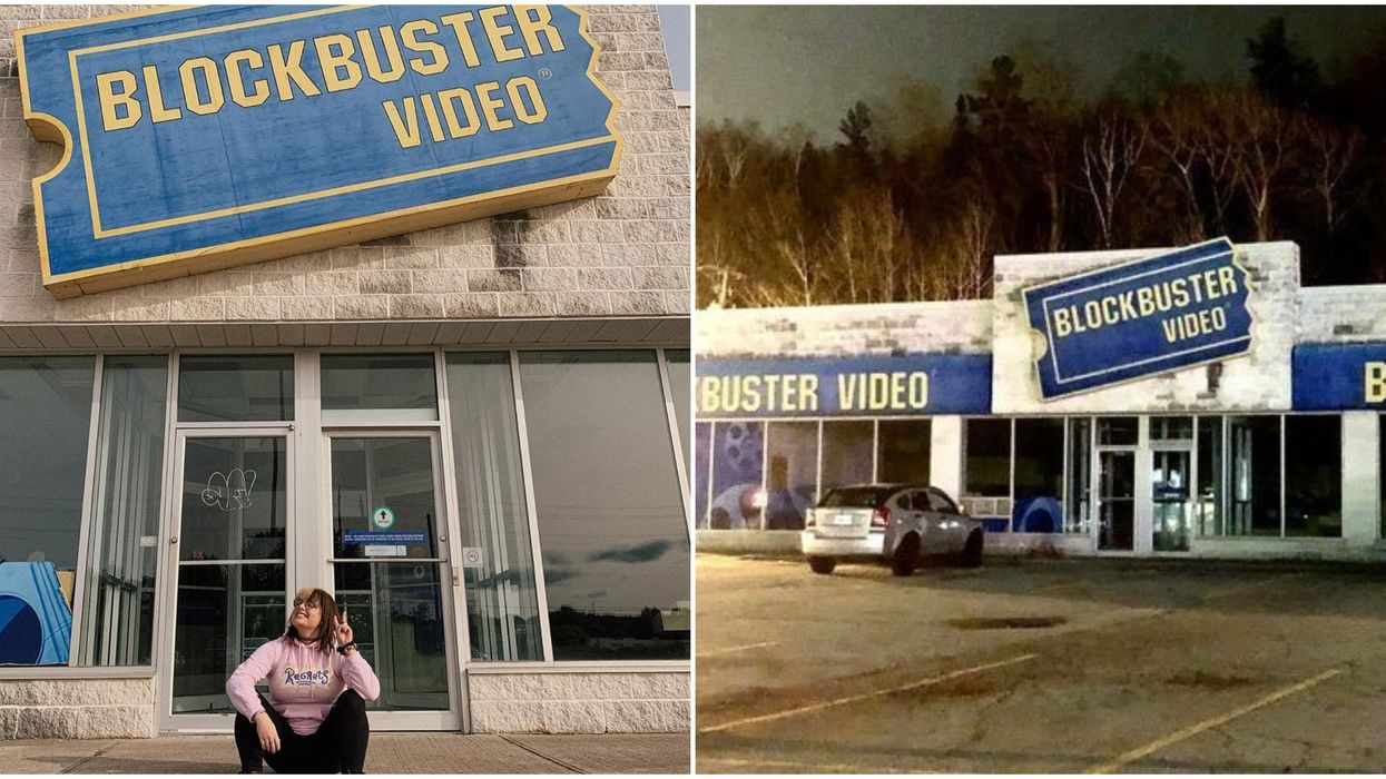 If You Like The Idea Of An Ontario Blockbuster Video Museum You Need To Sign This Petition