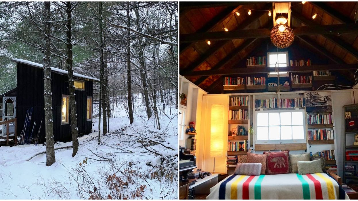 7 Super Cheap Cottages Less Than 3 Hours From Toronto You Can Rent This Winter
